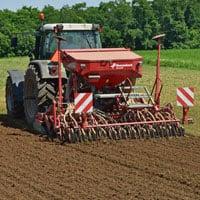 Planting Black Beans 2019 • Organic Black Turtle Beans • Weatherbury Farm Grain Tracker