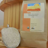 Buckwheat Flour • Weatherbury Farm
