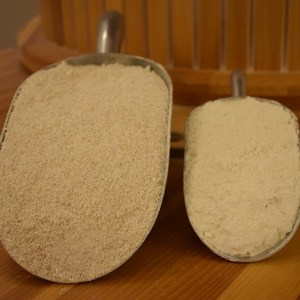 Organic Whole and Sifted Pastry Flour • Weatherbury Farm