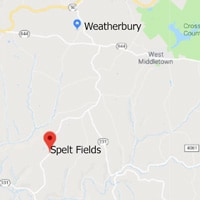 Spelt Field Map 2018 · Weatherbury Farm