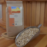 Weatherbury Farm Organic Rolled Oats