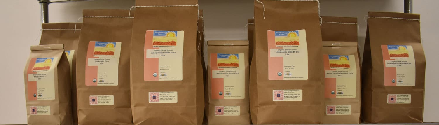 Bags of Weatherbury's Products • Where to buy Weatherbury's products