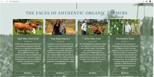 Cornucopia Institute's Faces Of Organic Farmers