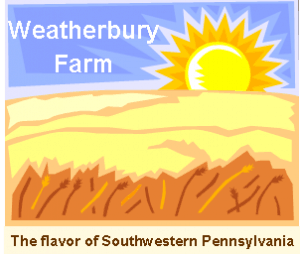 Weatherbury flour logo · Weatherbury Farm
