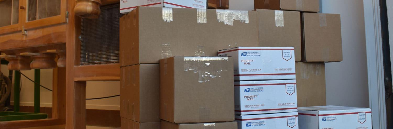 Mail order flours • Weatherbury Farm